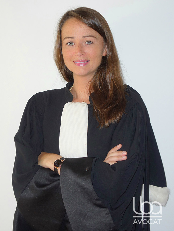 Louise Bargibant Robe Avocat